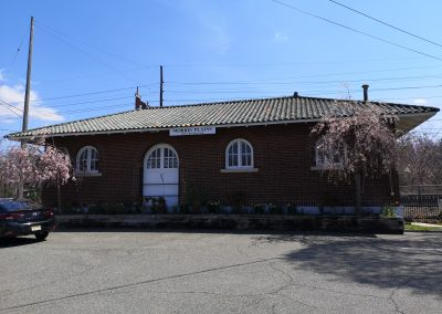Model Railroad Club Building